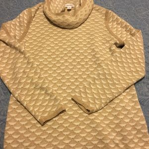 Calvin Klein Cow Neck blouse